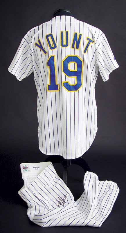 Baseball Jerseys - December 2003