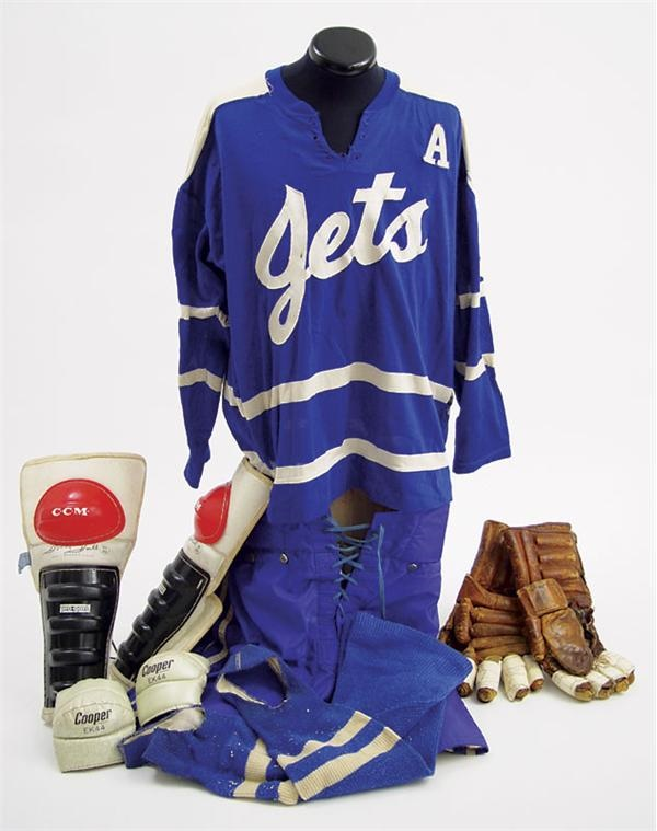 Hockey Sweaters - December 2003