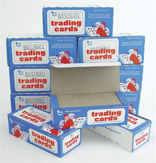 Unopened Cards - December 2003
