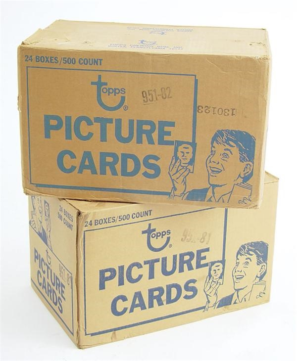 Lelandscom Unopened Cards Past Sports And Collectible Auctions