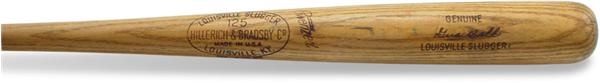1961 Gus Bell Game Used Bat (35