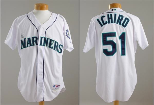 Baseball Jerseys - June 2004