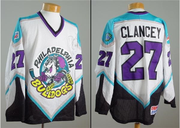 Hockey Sweaters - June 2004