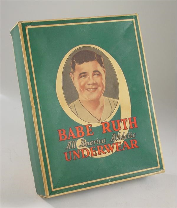 Babe Ruth - June 2004