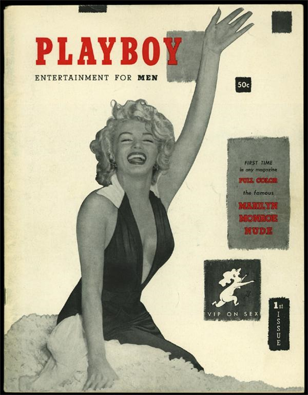 Playboy 1st Issue