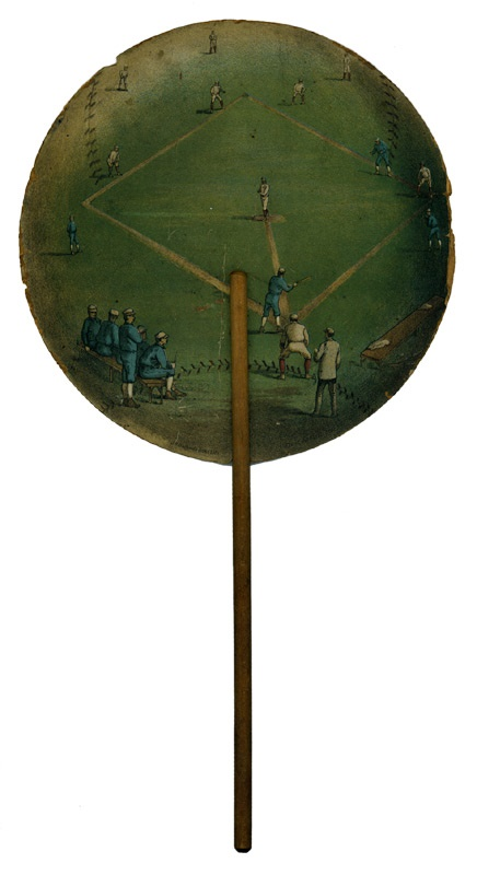 19th Century Baseball - June 2004