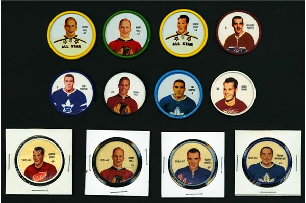 Hockey Cards - June 2004