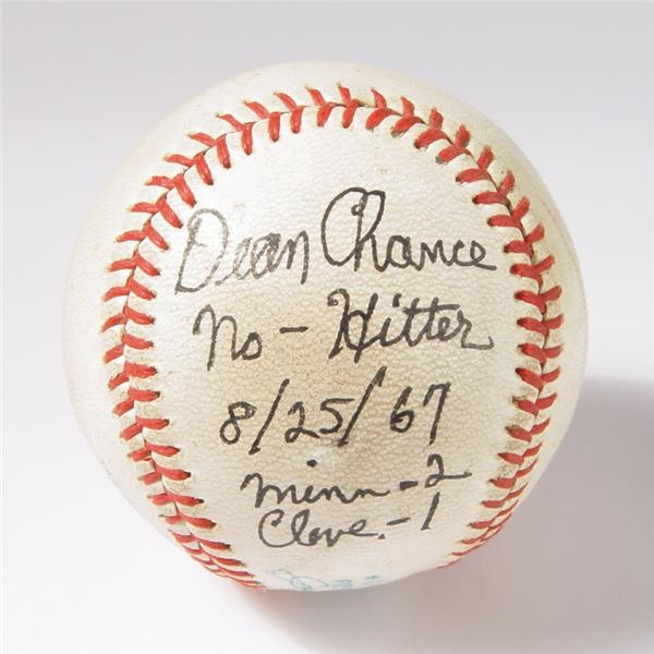 Game Used Baseballs - June 2004