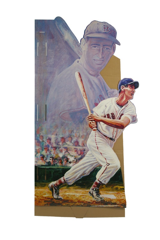 Ted Williams - December 2004
