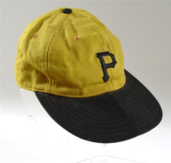 1970 -72 Roberto Clemente Game Worn Hat