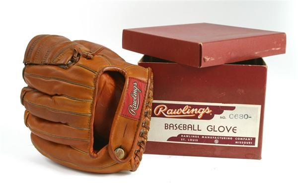 Ken Boyer Glove in Box