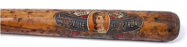 Eddie Collins Decal Bat