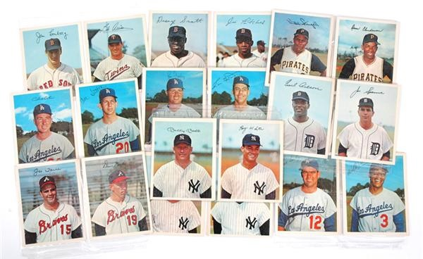 1967 Dexter Press Team Sets (45 total cards)