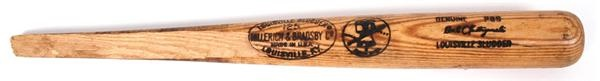 Carl Yastrzemski 1976 Bicentennial Game Used Bat
