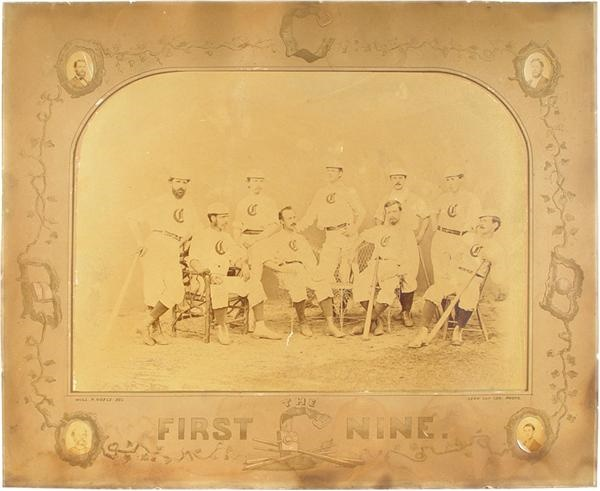 19th Century Baseball - June 2005