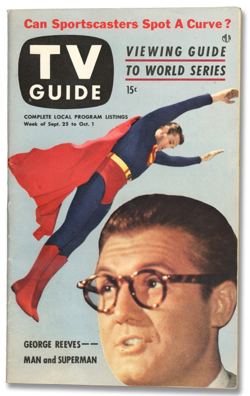 Superman TV Guide