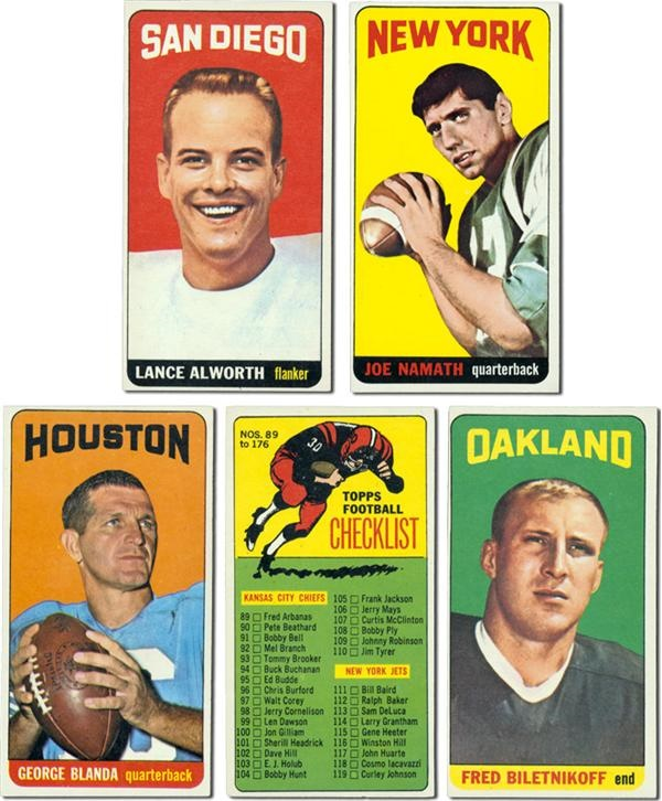 Football Cards - June 2005