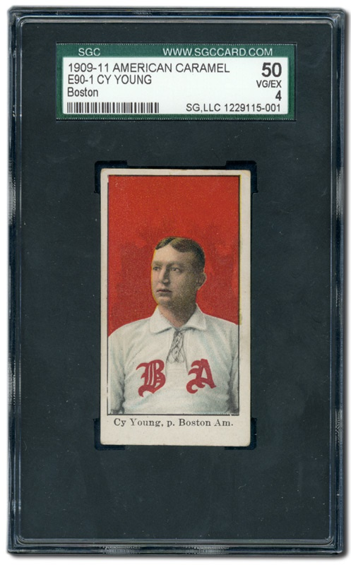 Vintage Baseball Cards - June 2005
