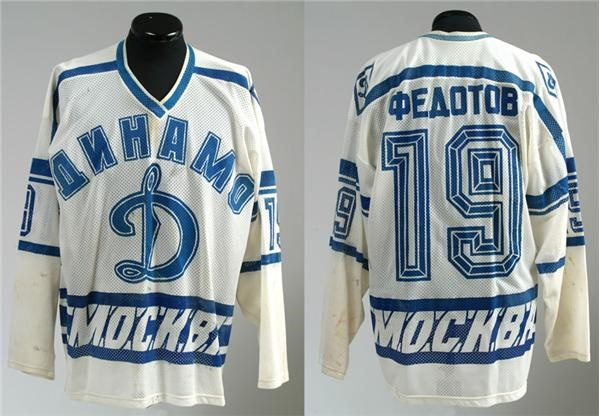Hockey Sweaters - June 2005