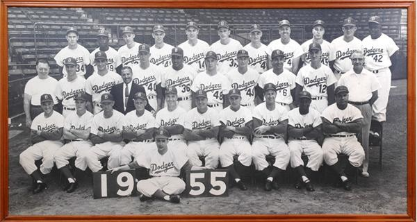 Jackie Robinson & Brooklyn Dodgers - June 2005