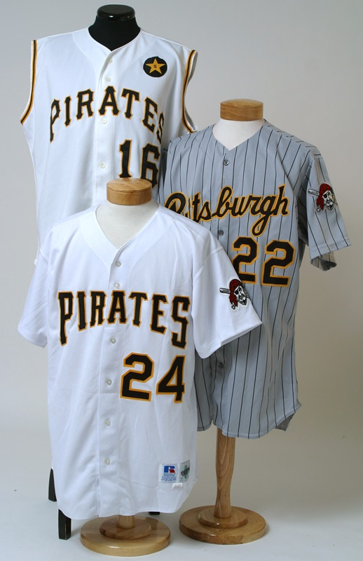 Clemente and Pittsburgh Pirates - June 2005