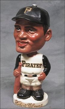 Clemente and Pittsburgh Pirates - April 2001