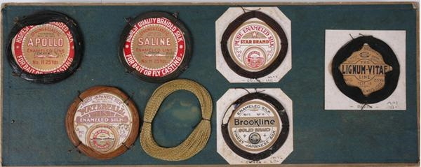 Turn of the Century Fly Fishing Line Collection (7)