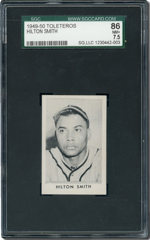 Negro League and Latin Cards - June 2005