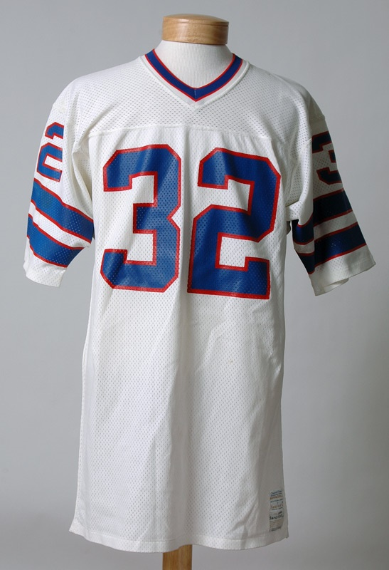 detailed look 424bd cc219 Mid-1970s O.J. Simpson Game Worn Jersey