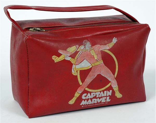 Captain Marvel Lunch Tote Bag