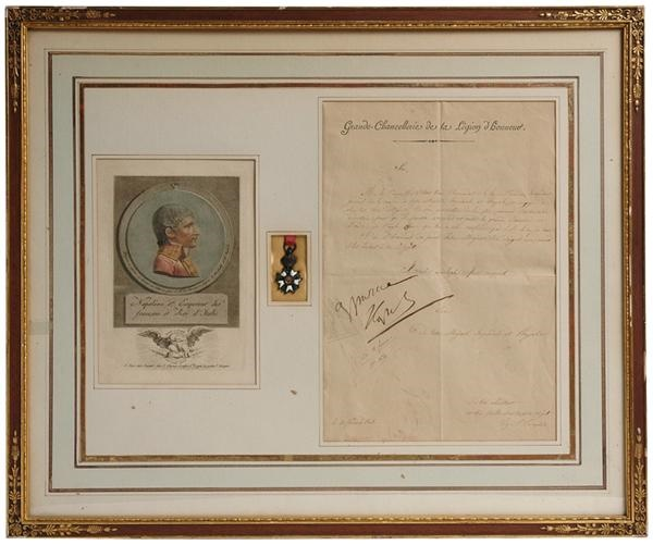 Napoleonica Historicana Collection - auction