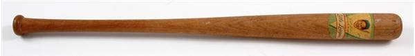Ralph Kiner Decal Bat (30