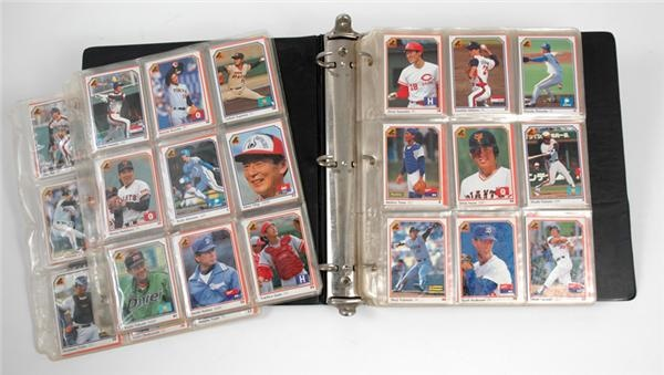 1991 BBM Japanese Baseball Card Set