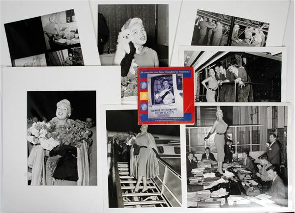 Jayne Mansfield Original Photo Collection by Famed Dutch Photographer (7)