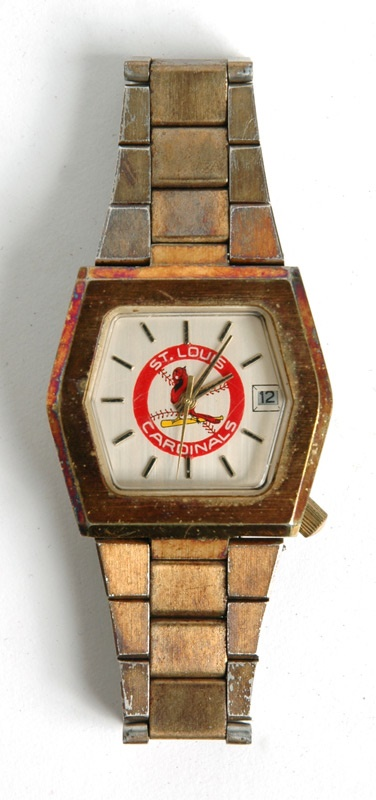 1978 Bob Forsch No-Hitter Presentational Watch