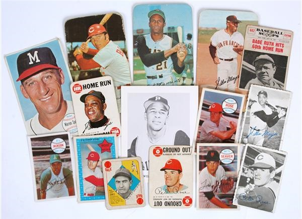 Large Miscellaneous Baseball Card Collection