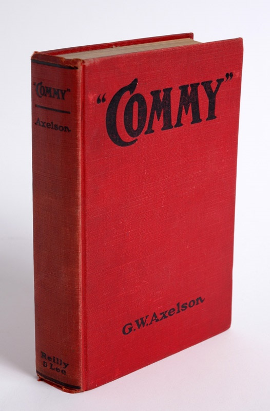 1st Edition Charles Comiskey Biography