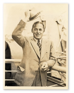 Bobby Jones Wire Photograph Collection (4)