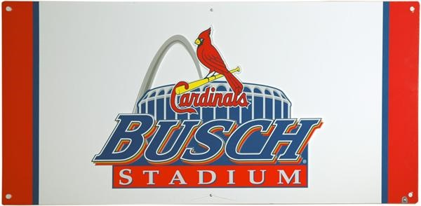 The Business Of Baseball - Busch Stadium Farewell