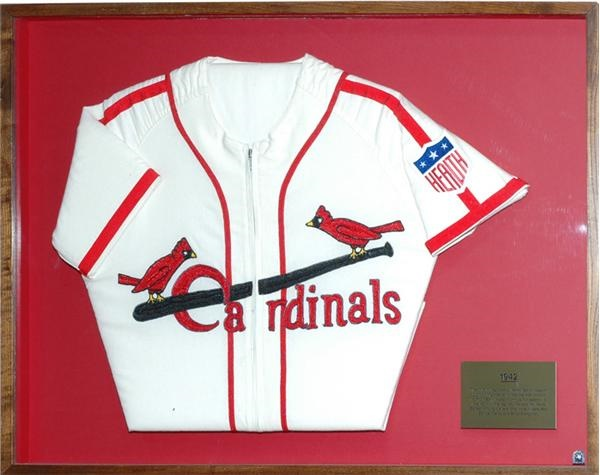 "Cardinals Replica ""Redbird"" Team Jersey 1942"