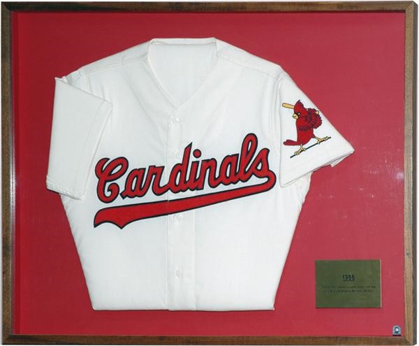 "Cardinals Replica ""Redbird"" Team Jersey 1955"