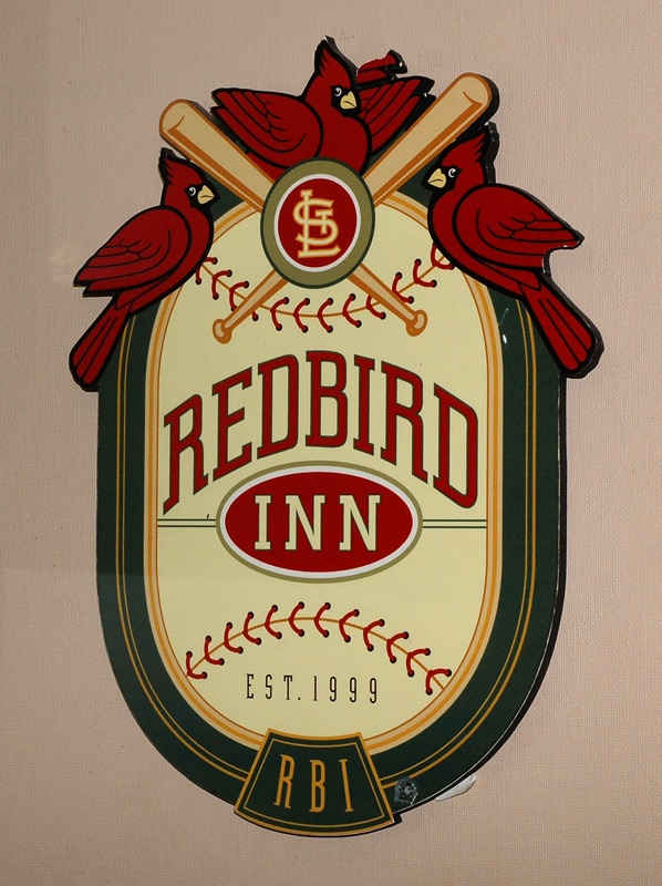 Wall Signs from  Redbird Inn (4)