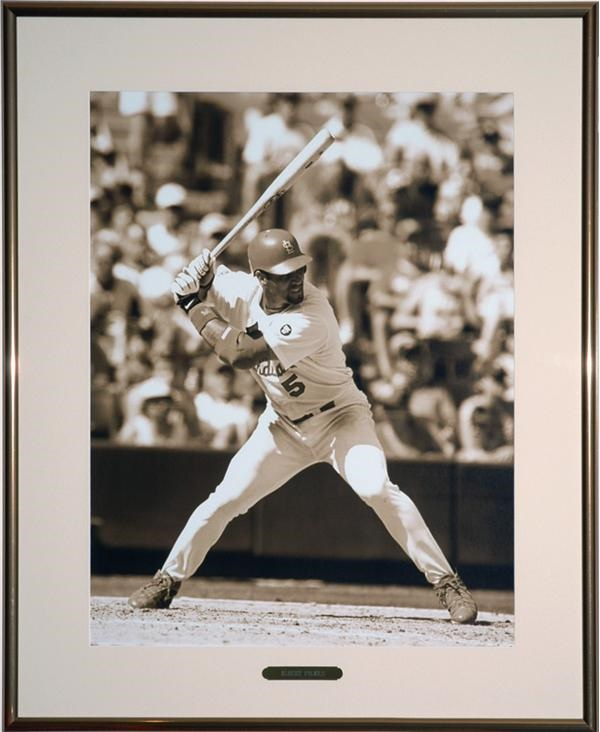 Abert Pujols Framed Photo from  Cardinals' Club