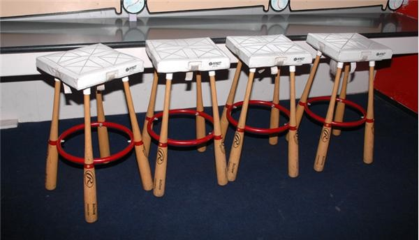 Fredbird Suite Bar Stools (4)