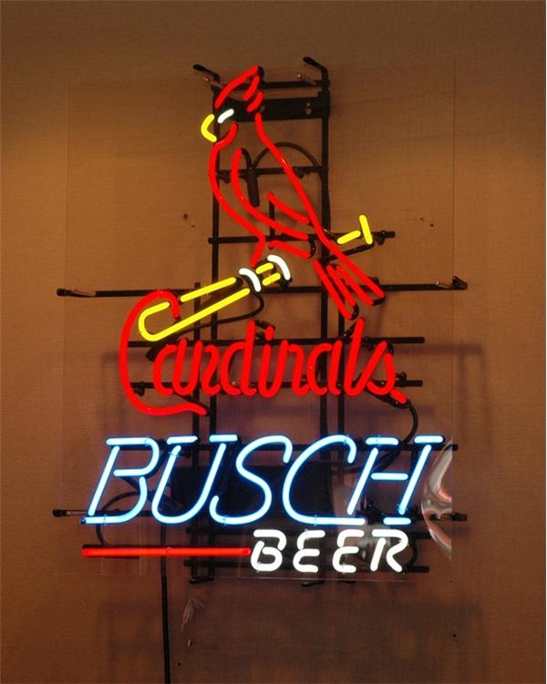 VIP Suite Busch Neon Sign