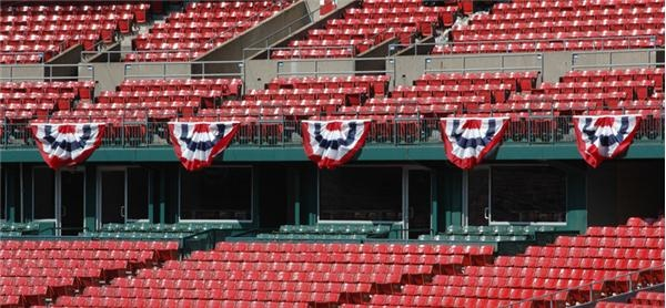 Signs Of The Times - Busch Stadium Farewell
