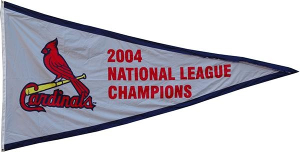 2004 National League Champions Pennant