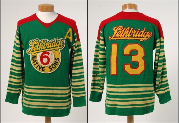 Hockey Sweaters - December 2005