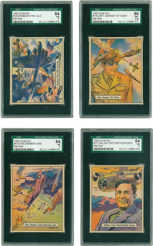 Non Sports Cards - auction