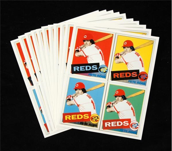 Pete Rose & Cincinnati Reds - December 2005